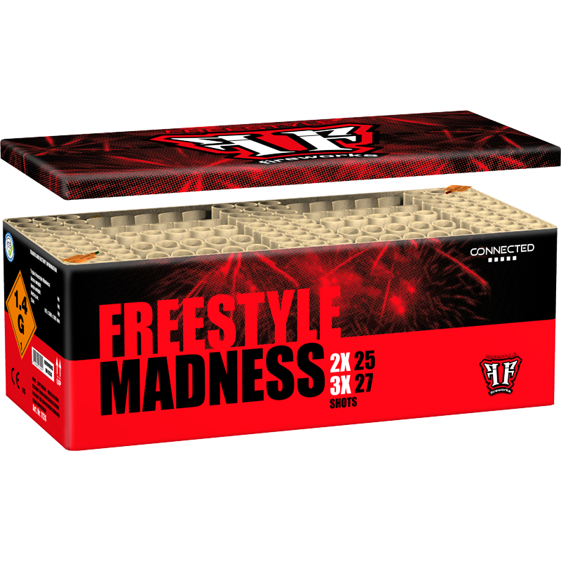 Freestyle Madness Box CONNECTED