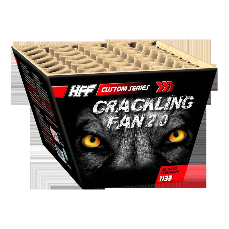 HFF Crackling Fan 2.0**