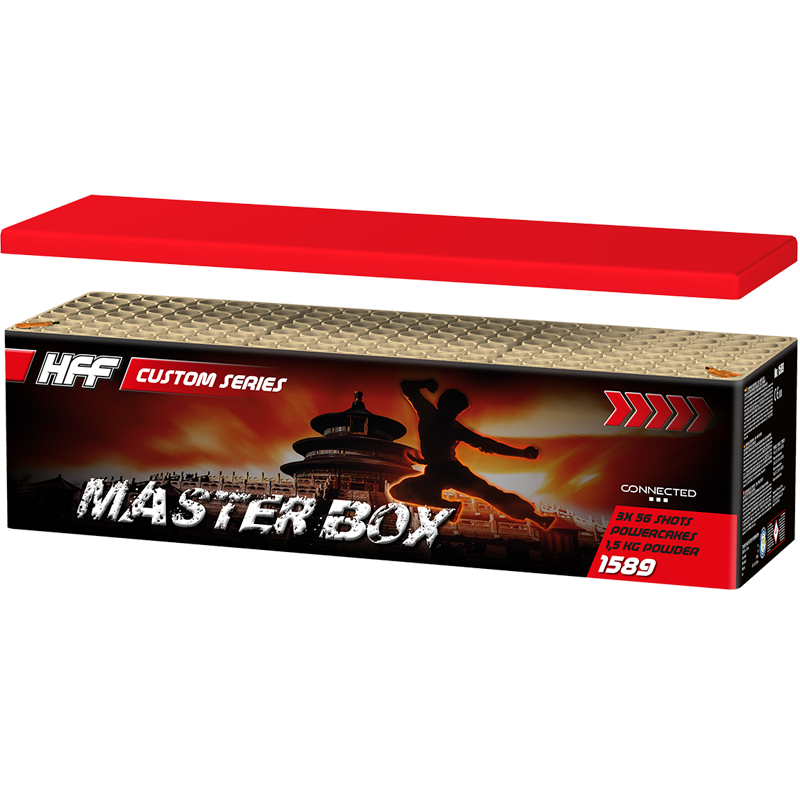 HFF masterbox CONNECTED