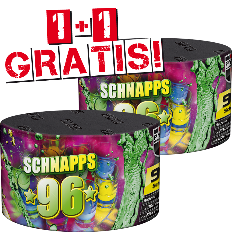 Schnaps 96 2=1