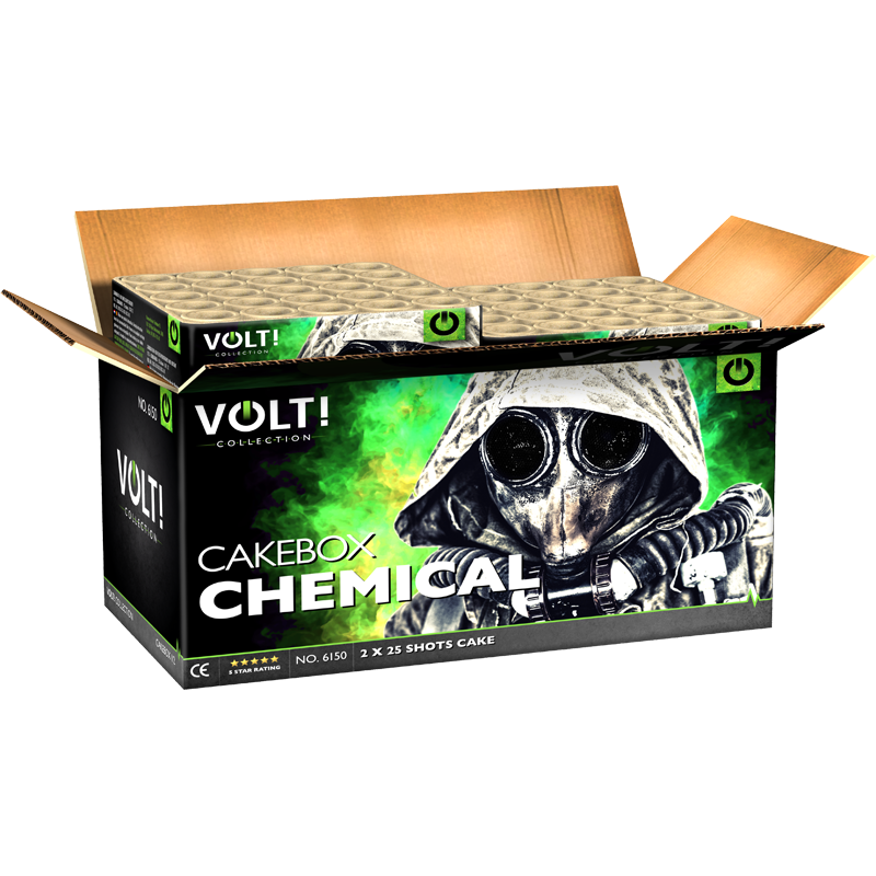VOLT! Chemical Box