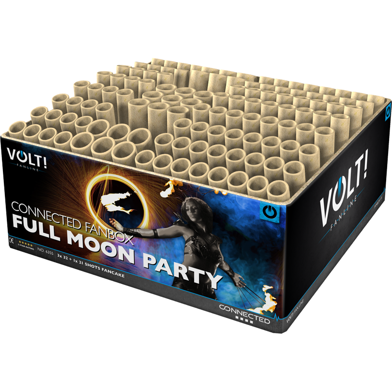 VOLT! Full moon party CONNECTED