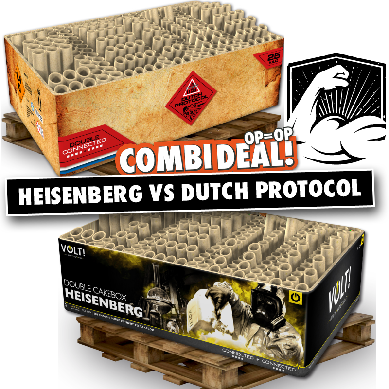 COMBI heisenberg vs Dutch protocol